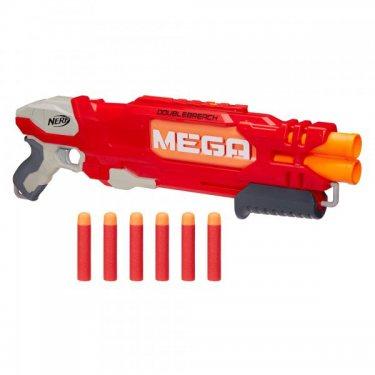 Игрушечное оружие Nerf Нерф Бластер Мега Даблбрич