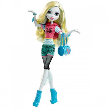 Кукла Mattel Monster High Кукла Лагуна Блю