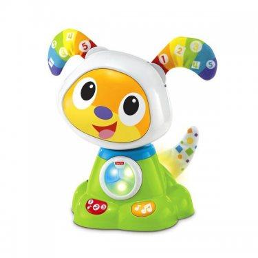 Развивающие игрушки для малышей Mattel Fisher-Price Фишер Прайс Щенок Робота Бибо
