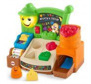 Игрушка для малышей Mattel Fisher-Price Фишер Прайс Прилавок с фруктами и овощами