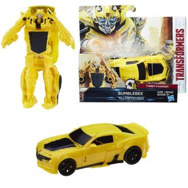 Трансформеры 5 Hasbro Transformers Последний Рыцарь: Фигурка Уан-степ Бамблби