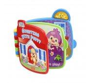 """Развивающие игрушки для малышей Fisher-Price Фишер Прайс Книжка """"Считаем с Ученым Щенком"""""""
