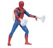 Супер герои Марвел Фигурка Человека-Паука 15 см со светящейся паутиной