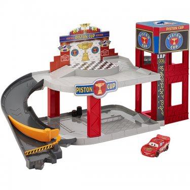 Игровой набор Mattel Cars Большой гараж