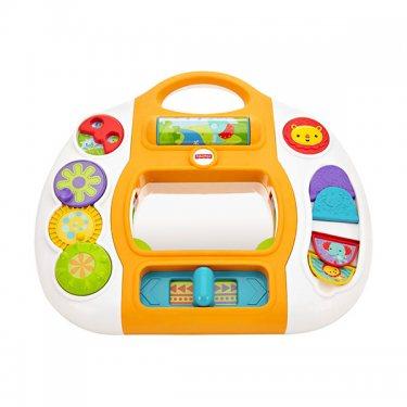 """Развивающие игрушки для малышей Mattel Fisher-Price Фишер Прайс Игровой центр """"Друзья из тропического леса"""""""