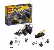 Конструктор Lego Batman Movie Бэтмен: Разрушительное нападение Двуликого