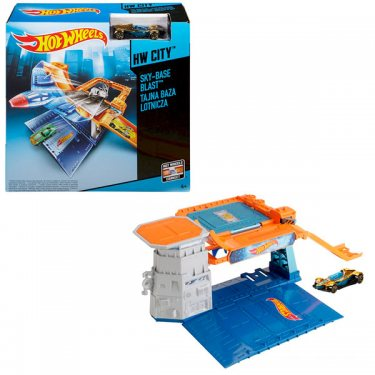 Игровые наборы Mattel Hot Wheels Хот Вилс Тематическая трасса