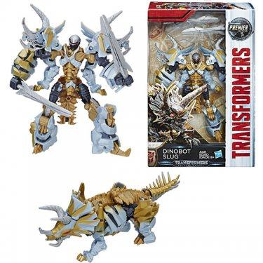 Фигурка трансформер Hasbro Transformers Трансформеры 5: Делюкс Динобот Слаг