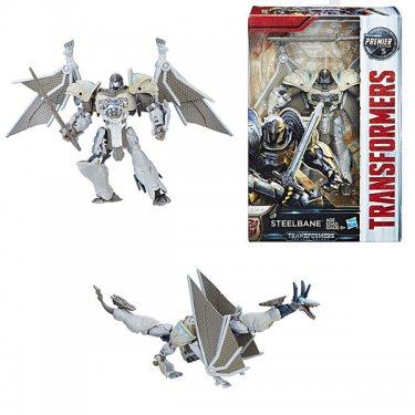 Фигурка трансформер Hasbro Transformers Трансформеры 5: Делюкс Стилбэйн