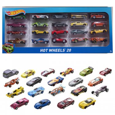 Машинка Mattel Hot Wheels Хот Вилс Базовые машинки