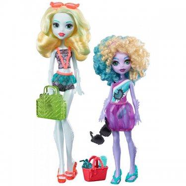 """Кукла Mattel Monster Набор кукол из серии """"Семья Монстриков"""""""