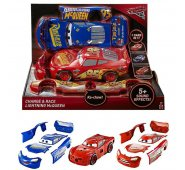 Машинка Mattel Cars МакКвин со сменными деталями