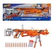 Игрушечное оружие Hasbro Nerf Нерф Аккустрайк Рапторстрайк (бластер)