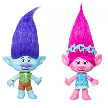Игровые наборы и фигурки для детей Hasbro Trolls Тролли Фигурка тролля среднего размера с музыкой