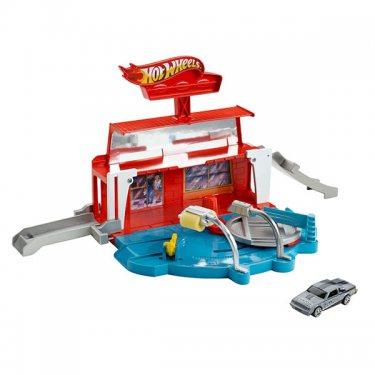 автотрек Mattel Hot Wheels Хот Вилс Тематическая трасса