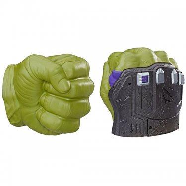 Игрушечное оружие Hasbro Avengers Интерактивные кулаки Халка