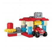 Конструктор Mattel Mega Bloks Мега Блокс Вспыш: автомобильная мойка