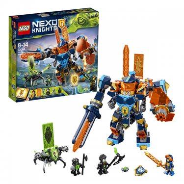 Конструкторы Lego Nexo Knights 72004 Лего Нексо Решающая битва роботов