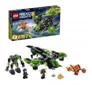 Конструкторы Lego Nexo Knights Лего Нексо Неистовый бомбардировщик