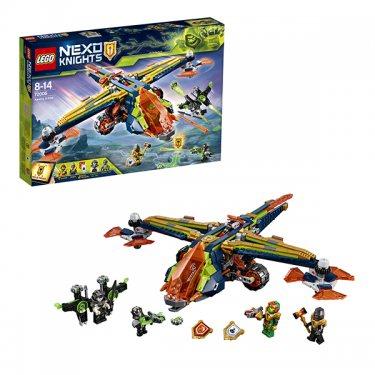 Конструкторы Lego Nexo Knights 72005 Лего Нексо Аэро-арбалет Аарона