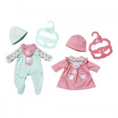 Аксессуары для куклы Zapf Creation my first Baby Annabell Комплект Одежды для куклы 36 см (в асс.)