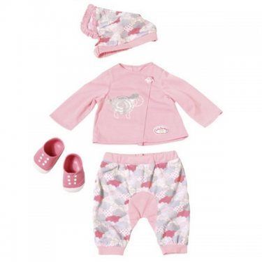 Zapf Creation Baby Annabell Вечерний комплект одежды из 4-х предметов