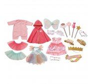 Эксклюзивный Набор костюмов для кукол Zapf Creation Baby Annabell, 18 предметов