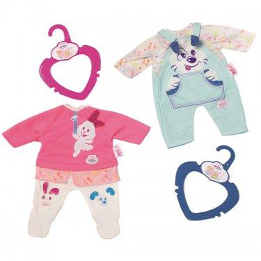 Одежда для куклы Zapf Creation my little Baby born Комбинезон для куклы 32 см (в асс.)