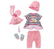 Пижамный набор для куклы Zapf Creation Baby born, 6 предметов