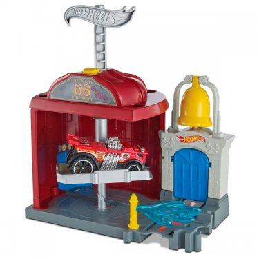 Автотрек Mattel Hot Wheels Сити Игровой набор