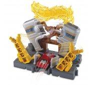 Mattel Hot Wheels автотрек Сити Игровой набор