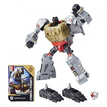 Transformers Power of the Prime Первое поколение Вояджер класс Гримлок (18 см)