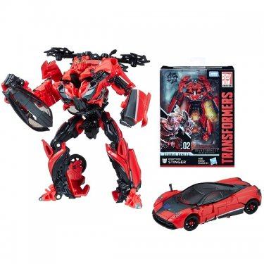 Transformers Studio Series 02 Коллекционный Трансформер Takara TOMY  Стингер 20 см
