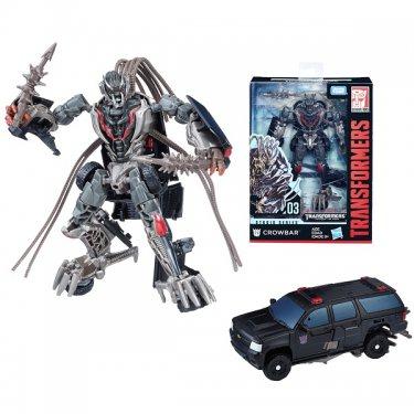 Hasbro Transformers Коллекционный Трансформер Takara TOMY Краубар 20 см