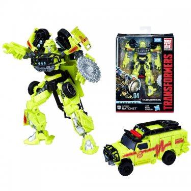 Hasbro Transformers Коллекционный Трансформер Takara TOMY Рэтчет 16 см
