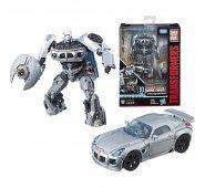 Hasbro Transformers Коллекционный Трансформер Takara TOMY Автобот Джаз 16 см