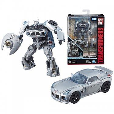 Hasbro Transformers Коллекционный Трансформер Takara TOMY Автобот Джаз 20 см