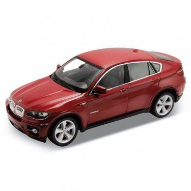 Машинка Welly 24004 Велли Mодель машины 1:24 BMW X6