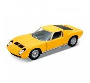 Машинка Welly 18017 Велли Модель машины 1:18 Lamborghini Miura