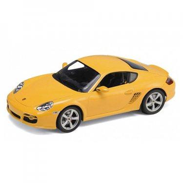 Машинка Welly 22488 Велли Модель машины 1:24 Porsche Cayman S