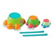 Игрушка для малышей Little Tikes Литл Тайкс Черепашки-барабаны