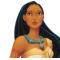 Принцесса Дисней Покахонтас